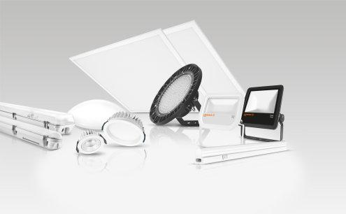 LEDVANCE'den profesyoneller için LED armatür serisi