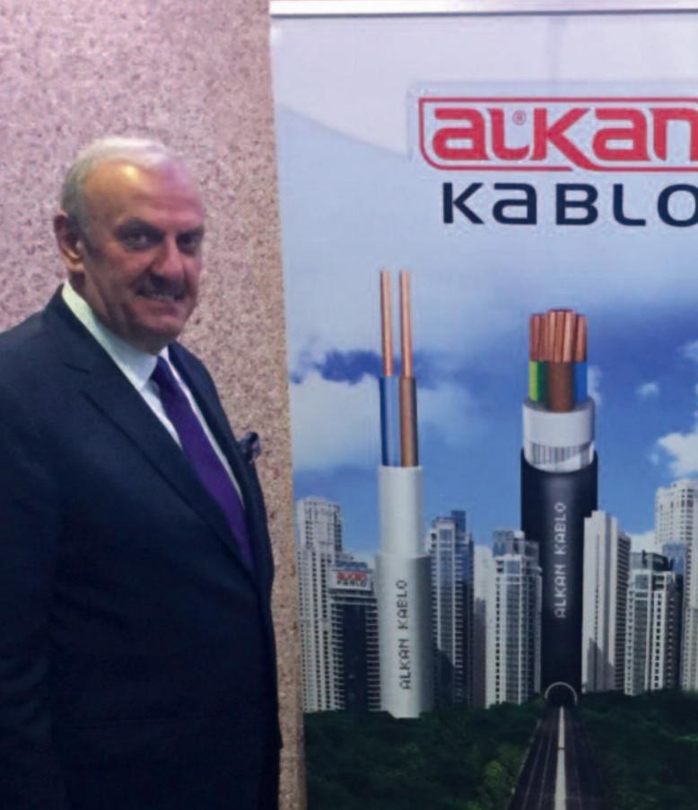 Alkan Kablonun Genel Müdürü Hızır Şentürk ile Röportaj