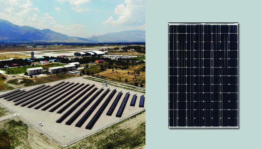 Panasonic – Güneş Enerjisi Projesi